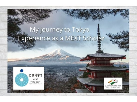 My journey to Tokyo – Experience as a MEXT Scholar