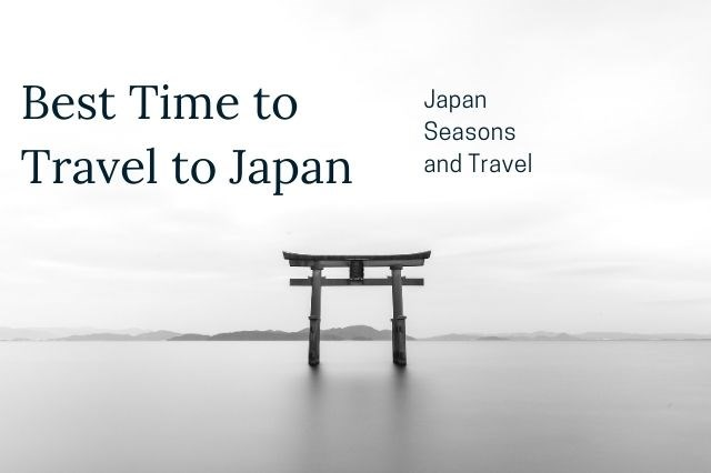 When is the best time to visit Japan ?